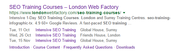 seo-training-snippet