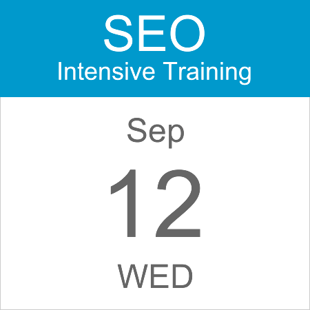 seo-intensive-training-calendar-icon-12-sep-2018