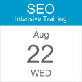 seo-intensive-training-calendar-icon-22-aug-2018