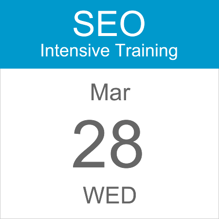 seo-intensive-training-calendar-icon-28-mar-2018