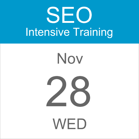 seo-intensive-training-calendar-icon-28-nov-2018