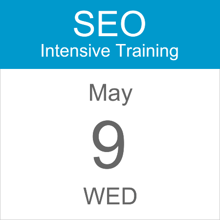 seo-intensive-training-calendar-icon-9-may-2018