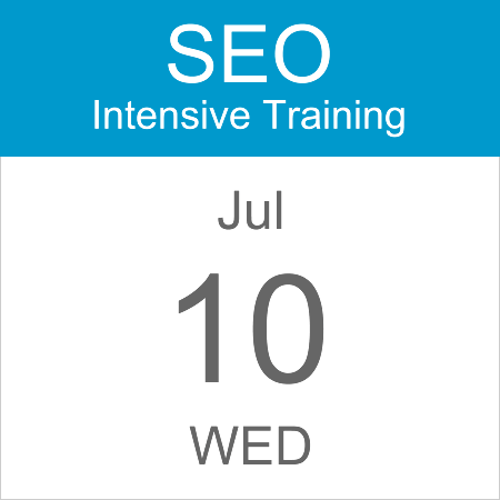 intensive-seo-training-course-calendar-icon-2019-jul-10