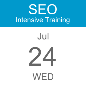 intensive-seo-training-course-calendar-icon-2019-jul-24