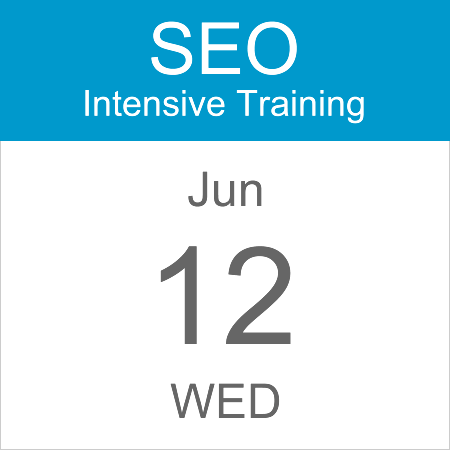 intensive-seo-training-course-calendar-icon-2019-jun-12