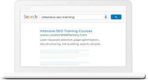 SEO Training Courses in London