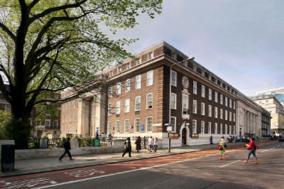 Friends House - London SEO Training Centre